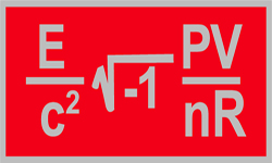 MIT Math Equation Banner