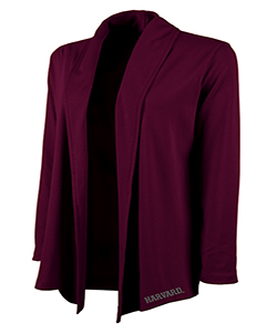 New! Woman's Harvard Berry Cardigan Wrap