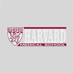 Harvard Medical School Rectangular Outside Decal