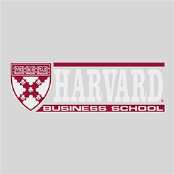 Harvard Business School Decal