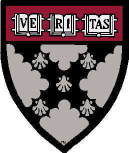 Harvard Business School Shield Outside Decal