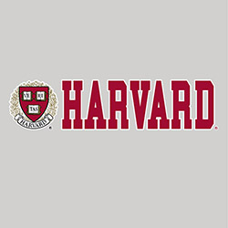 Harvard with Seal Outside Decal