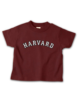 Harvard Infant Maroon T-shirt