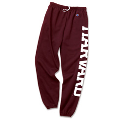 Classic Maroon HarvardSweatpants