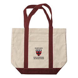 Harvard School of Applied Sciences & Engineering Tote Bag