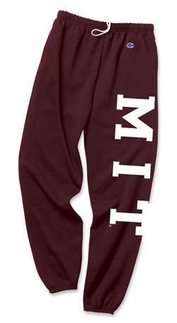MIT Maroon Sweatpants