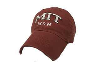 MIT  Mom Maroon Hat