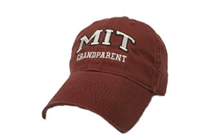 MIT Grandparent Maroon Hat