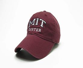 MIT Sister Maroon Hat