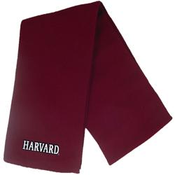 Maroon Harvard Knit Scarf