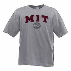 MIT w/Seal Grey T Shirt