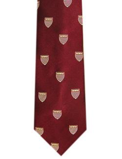 Harvard Kennedy School of Government Maroon Tie
