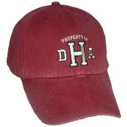 DHA Crimson Property of DHA Hat