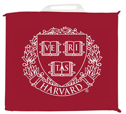 HarvardVeritas Crimson Seat Cushion