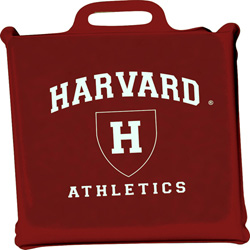 HarvardAthletics Crimson Seat Cushion