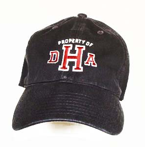 Property of DHA Black Hat
