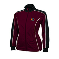 Harvard Women's Veritas Rev Maroon Jacket