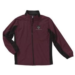 Harvard Business School Maroon Synthesis Jacket