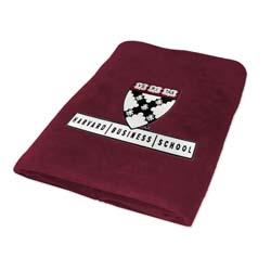 Harvard Business School Fleece Blanket
