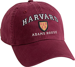 Harvard Crimson Adams House Hat