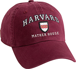 Harvard Crimson Mather House Hat