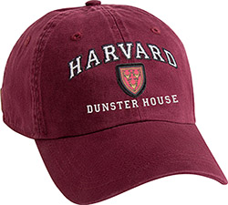 Harvard Crimson Dunster House Hat