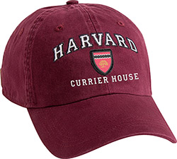 Harvard Crimson Currier House Hat