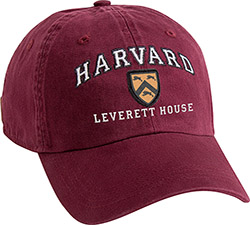 Harvard Crimson Leverett House Hat