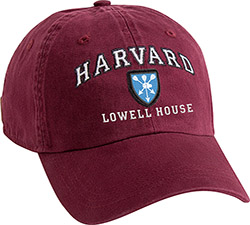 Harvard Crimson Lowell House Hat
