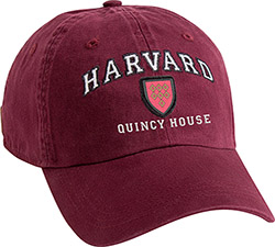 Harvard Crimson Quincy House Hat