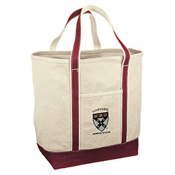 Harvard Business School Extra Large Tote Bag