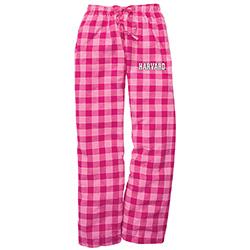 Harvard Flannel Bubblegum Flannel Pants