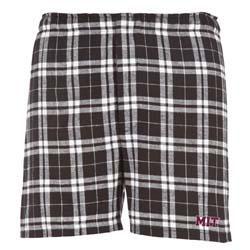 Black /White MIT Boxer Shorts