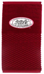 Embroidered MIT Golf Towel