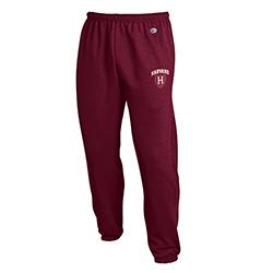 Harvard Maroon Athletic Sweatpants