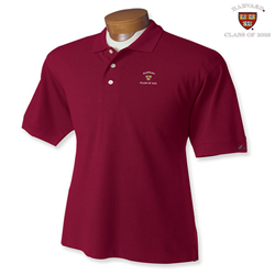 Cutter & Buck Class of 2003 Men's Maroon Polo