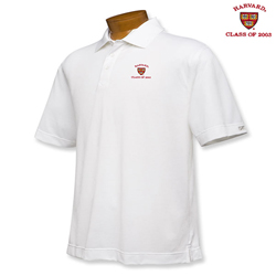 Cutter & Buck Men's White Polo Class of 2003