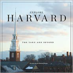 Harvard 375th Anniversary Book-Harvard-the-Yard and Beyond