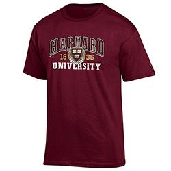 Harvard Maroon T Shirt
