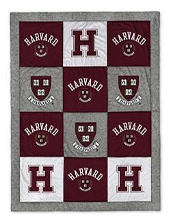 New!! Harvard Spirit Blanket