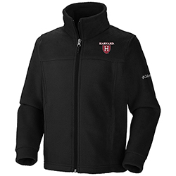 Columbia Youth Harvard Flanker Black Jacket