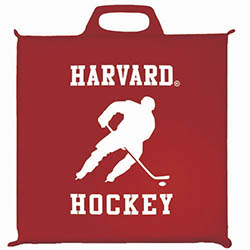 Harvard Hockey Maroon Seat Cushion