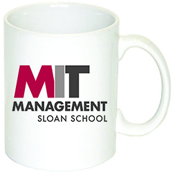 White MIT Sloan School of Management Mug
