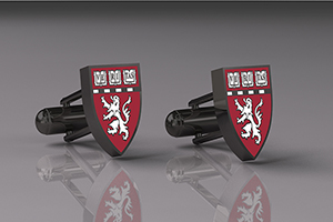 Harvard Medical Custom Cufflinks (CUFW-WHAR5)