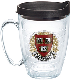 Harvard Seal Tervis Mug