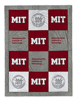 New! MIT Spirit Blanket