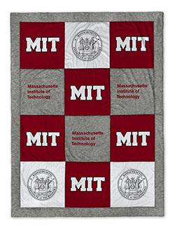 New! MIT Spirit Blanket