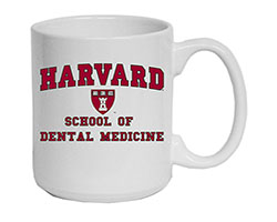 Harvard School of Dental Medicine Mug