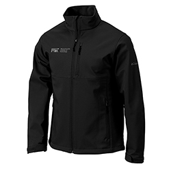 New ! Columbia Ascender MIT Men's  Black Jacket