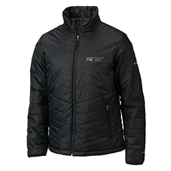 New! Columbia Men's Mighty Lite MIT Black Jacket